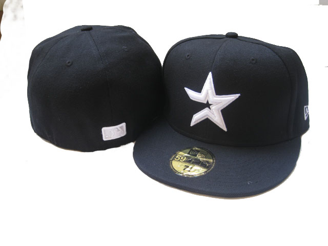 Houston Astros MLB Fitted Hat LX2