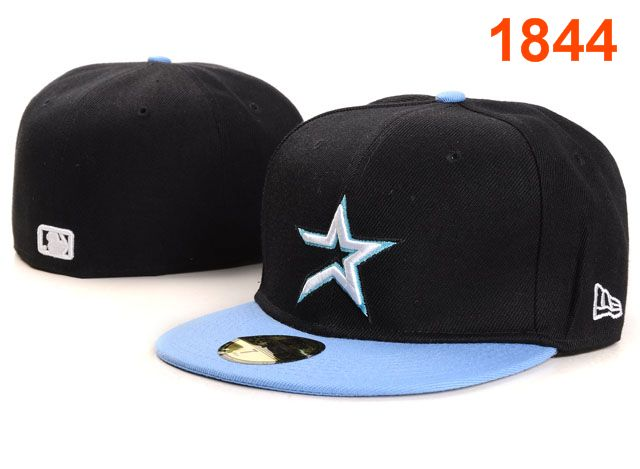 Houston Astros MLB Fitted Hat PT14