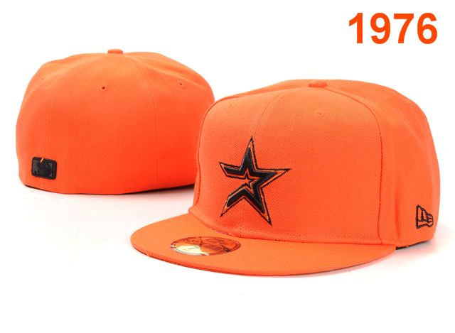 Houston Astros MLB Fitted Hat PT18