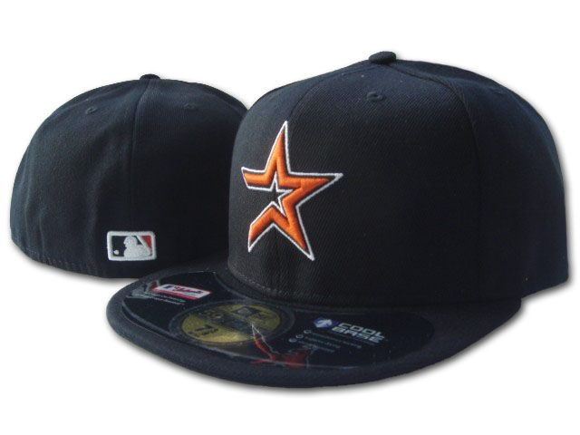 Houston Astros MLB Fitted Hat sf2