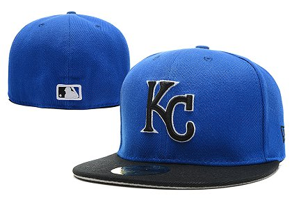 Kansas City Royals LX Fitted Hat 140802 0112