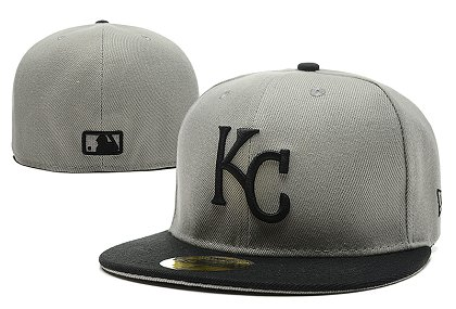 Kansas City Royals LX Fitted Hat 140802 0116