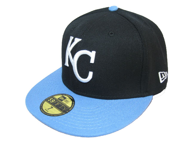 Kansas City Royals MLB Fitted Hat LX03