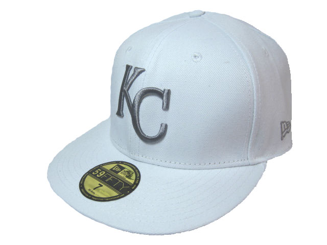 Kansas City Royals MLB Fitted Hat LX07