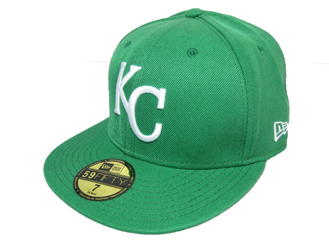 Kansas City Royals MLB Fitted Hat LX08