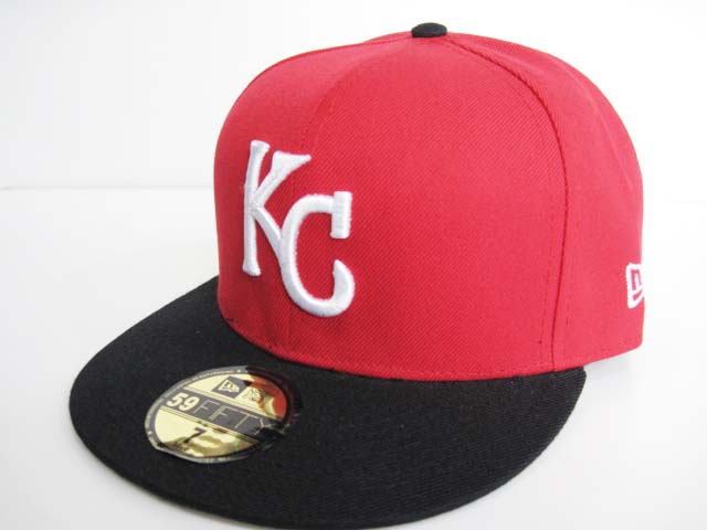 Kansas City Royals MLB Fitted Hat LX10