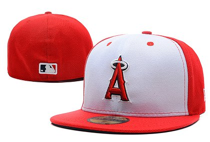 Los Angeles Angels LX Fitted Hat 140802 0113