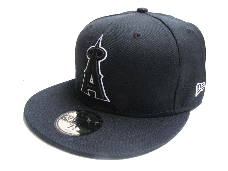 Los Angeles Angels MLB Fitted Hat LX2