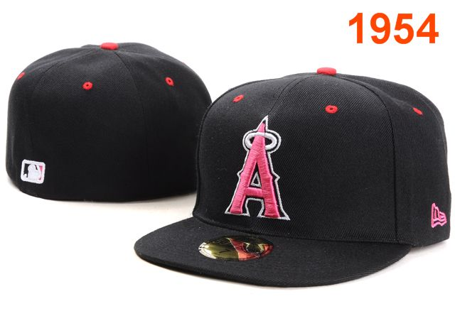 Los Angeles Angels MLB Fitted Hat PT2