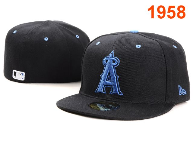Los Angeles Angels MLB Fitted Hat PT4