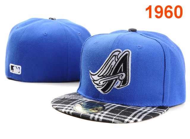 Los Angeles Angels MLB Fitted Hat PT5