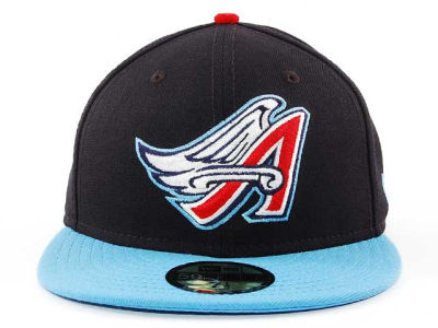 Los Angeles Angels MLB Fitted Hat SF2