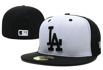Los Angeles Dodgers Fitted Hat LX 140812 6