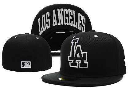 Los Angeles Dodgers LX Fitted Hat 140802 0120