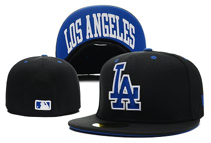 Los Angeles Dodgers LX Fitted Hat 140802 0127