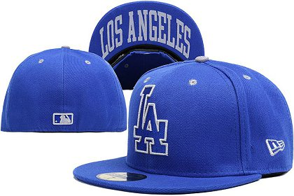 Los Angeles Dodgers LX Fitted Hat 140802 0139