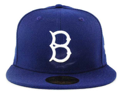 Brooklyn Dodgers MLB Fitted Hat SF1