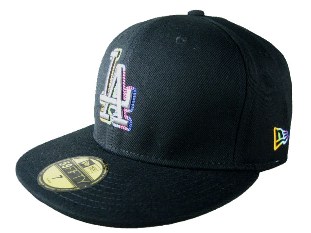 Los Angeles Dodgers MLB Fitted Hat LX01