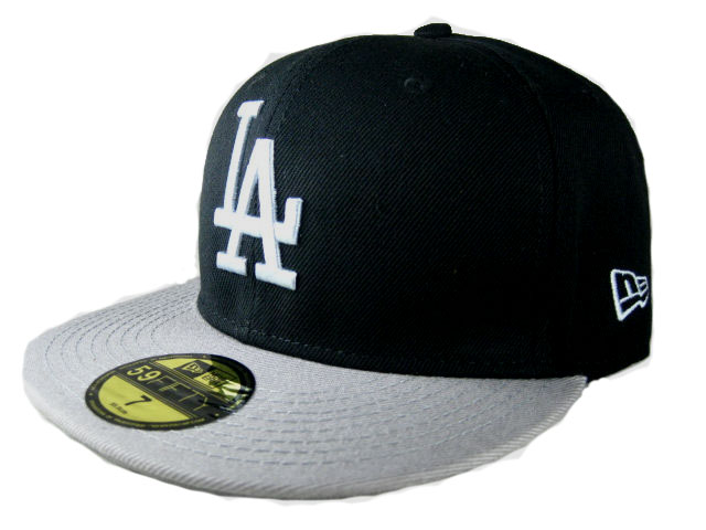Los Angeles Dodgers MLB Fitted Hat LX05