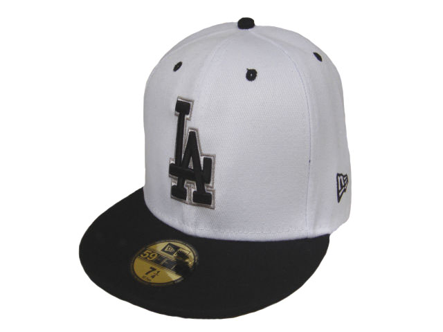 Los Angeles Dodgers MLB Fitted Hat LX11
