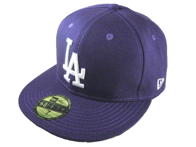 Los Angeles Dodgers MLB Fitted Hat LX13