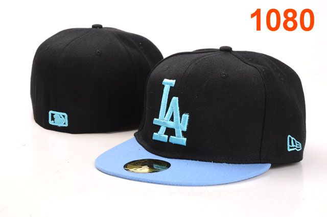 Los Angeles Dodgers MLB Fitted Hat PT03