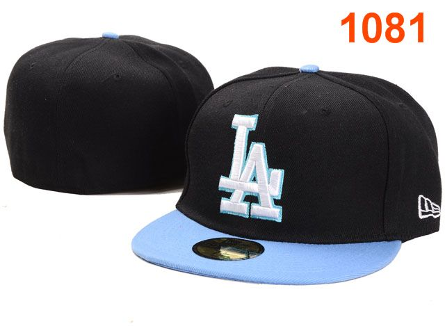 Los Angeles Dodgers MLB Fitted Hat PT04