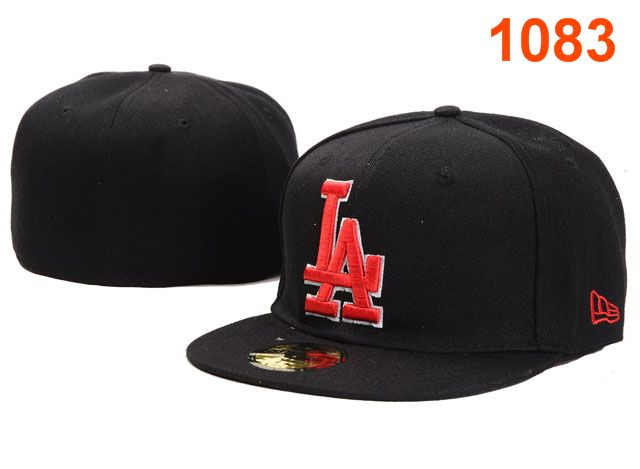 Los Angeles Dodgers MLB Fitted Hat PT06