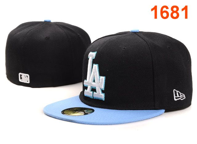 Los Angeles Dodgers MLB Fitted Hat PT11