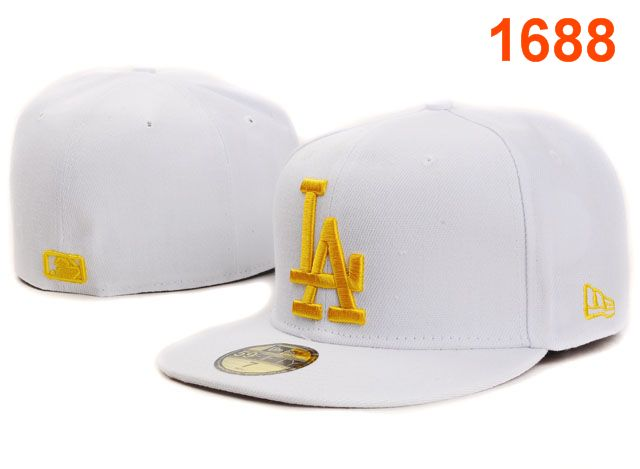 Los Angeles Dodgers MLB Fitted Hat PT14