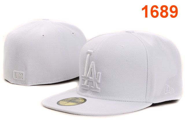 Los Angeles Dodgers MLB Fitted Hat PT15