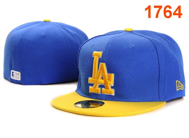 Los Angeles Dodgers MLB Fitted Hat PT16