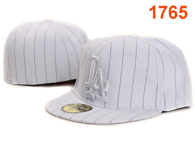 Los Angeles Dodgers MLB Fitted Hat PT17