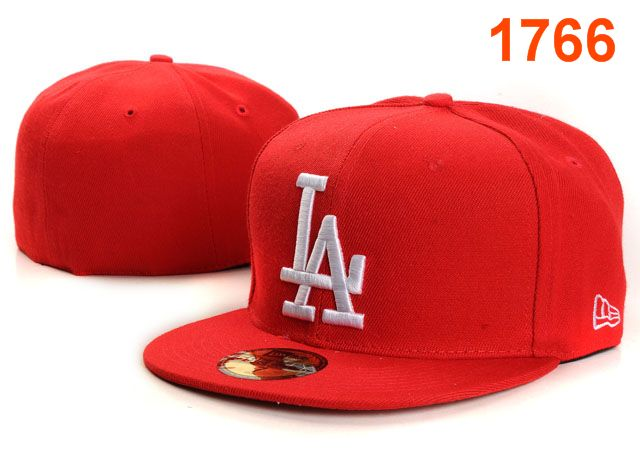 Los Angeles Dodgers MLB Fitted Hat PT18