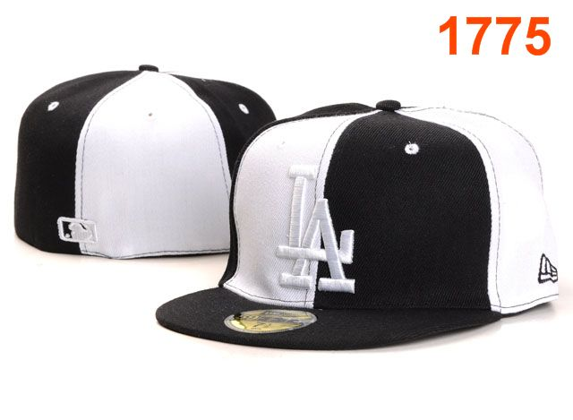 Los Angeles Dodgers MLB Fitted Hat PT20