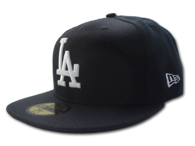 Los Angeles Dodgers MLB Fitted Hat sf2