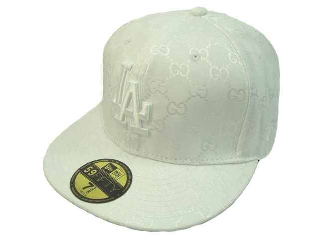 MLB Los Angeles Dodgers Fitted Hat LX4