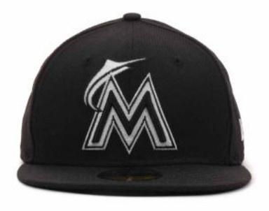 Miami Marlins MLB Fitted Hat sf4