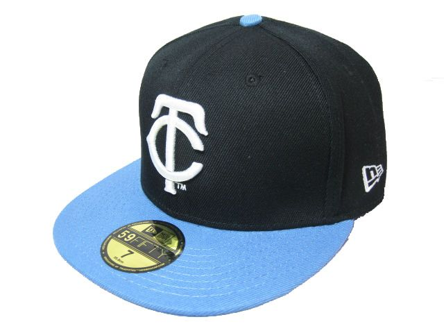 Minnesota Twins MLB Fitted Hat LX1