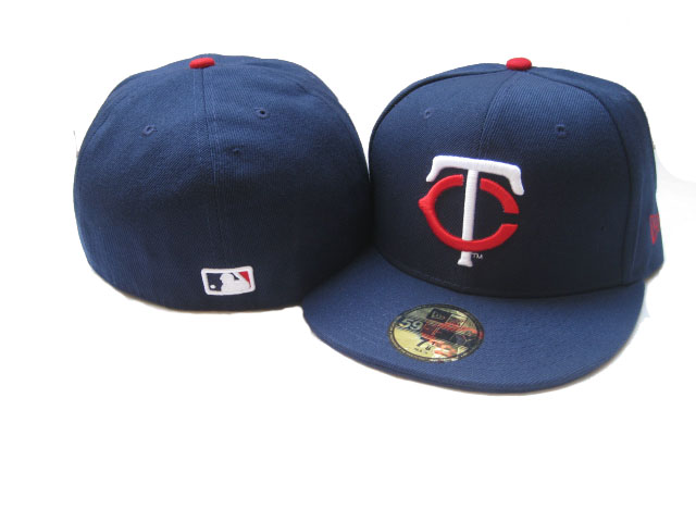 Minnesota Twins MLB Fitted Hat LX2