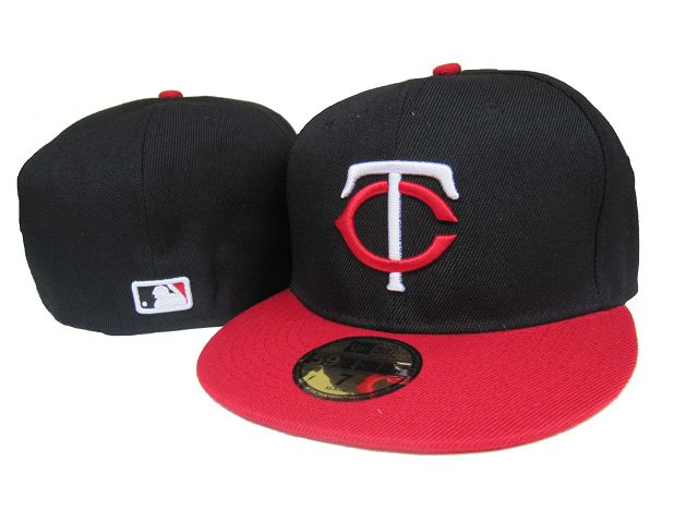 Minnesota Twins MLB Fitted Hat LX3