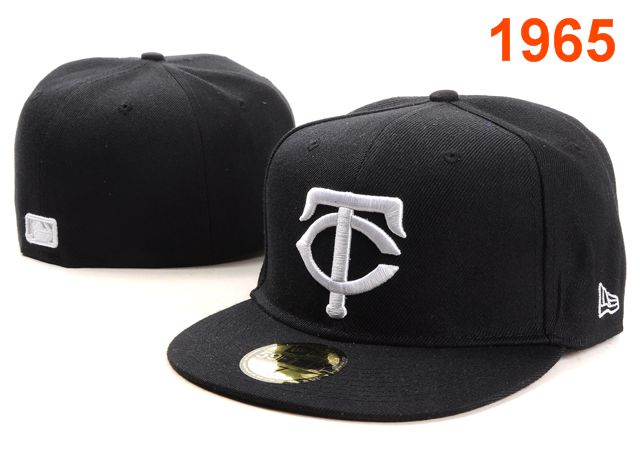 Minnesota Twins MLB Fitted Hat PT04