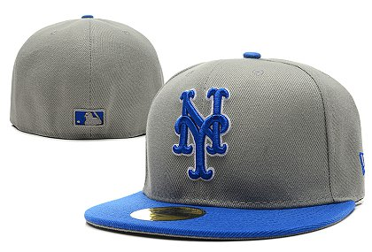 New York Mets LX Fitted Hat 140802 0102