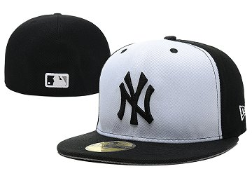 New York Yankees Fitted Hat LX 140812 5