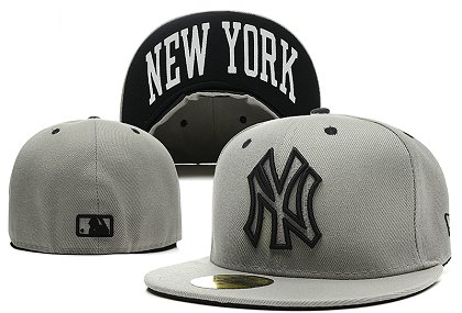 New York Yankees LX Fitted Hat 140802 0126