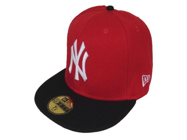 New York Yankees MLB Fitted Hat LX05