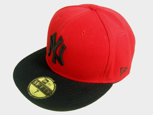 New York Yankees MLB Fitted Hat LX06