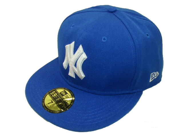 New York Yankees MLB Fitted Hat LX11