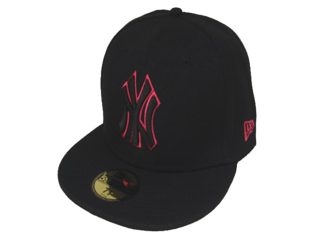 New York Yankees MLB Fitted Hat LX12