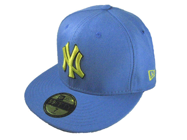 New York Yankees MLB Fitted Hat LX13